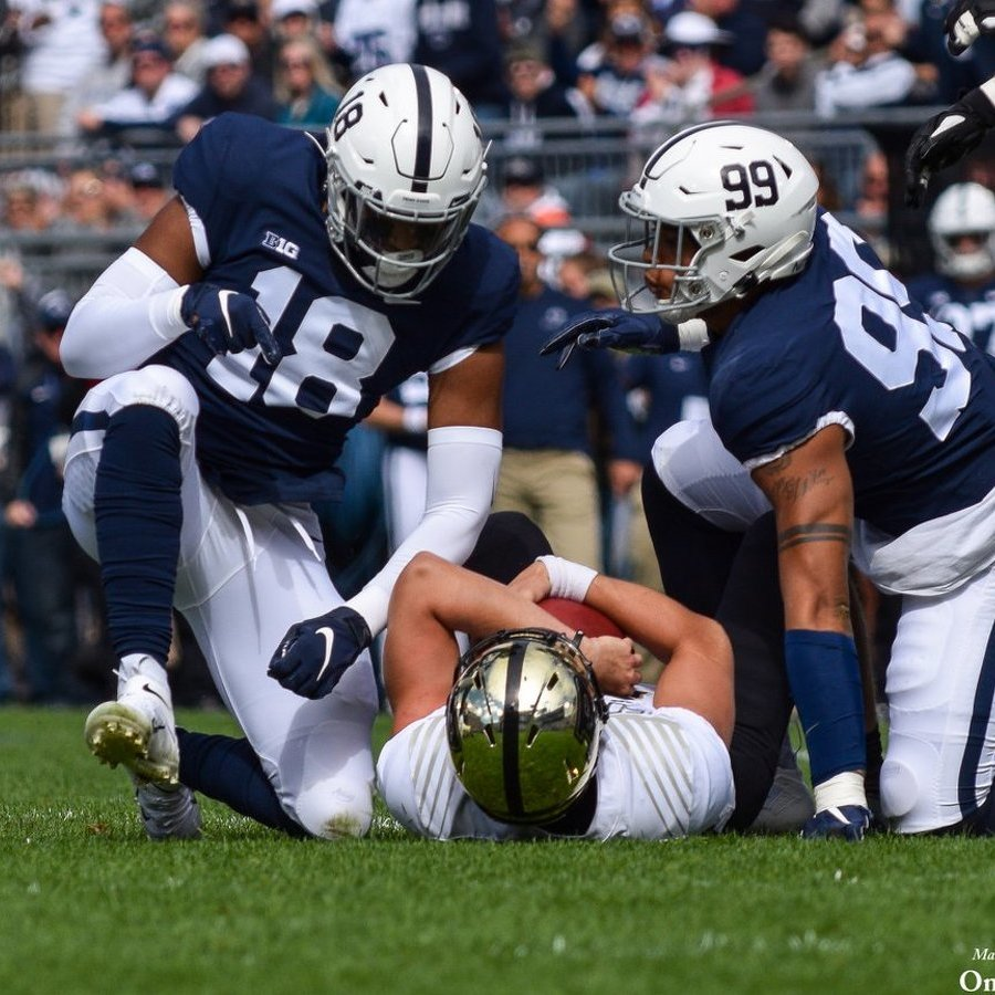 Penn State Shuts Down Purdue with Strong Defensive Performance
