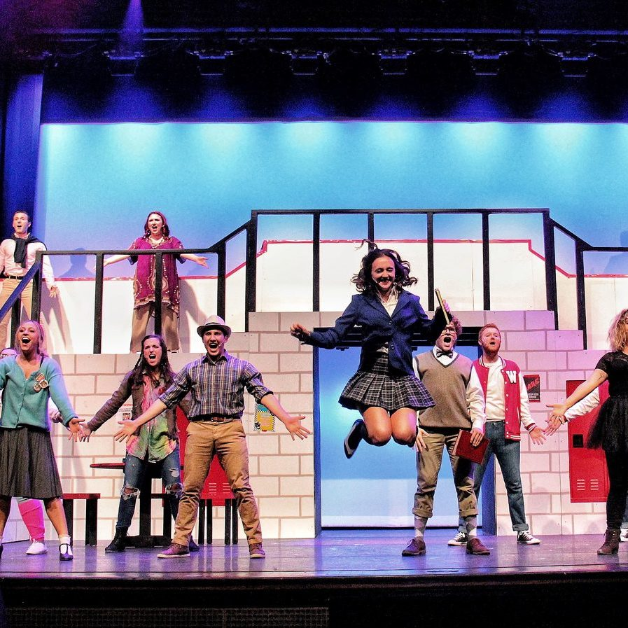 Penn State Thespians Bring Dark Comedy 'Heathers: The Musical' to Schwab Stage