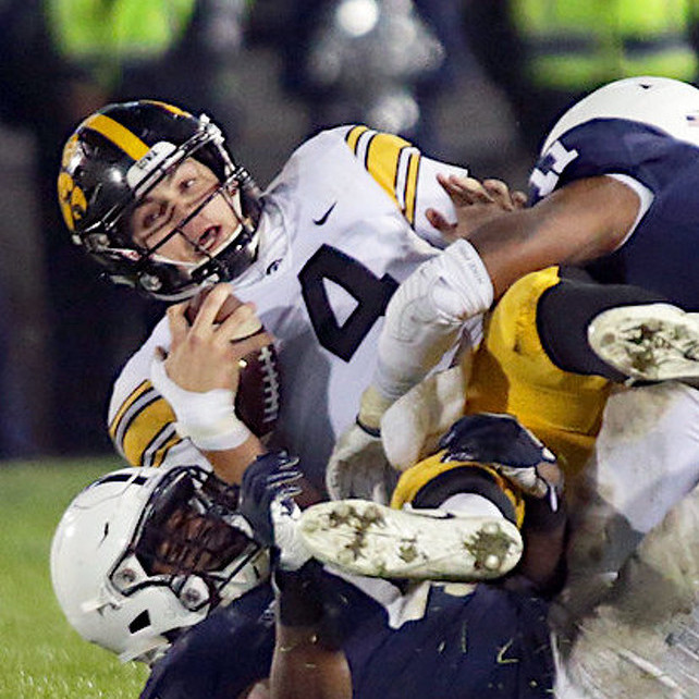 Penn State Enters Iowa City Brimming with an Elite Level of Confidence