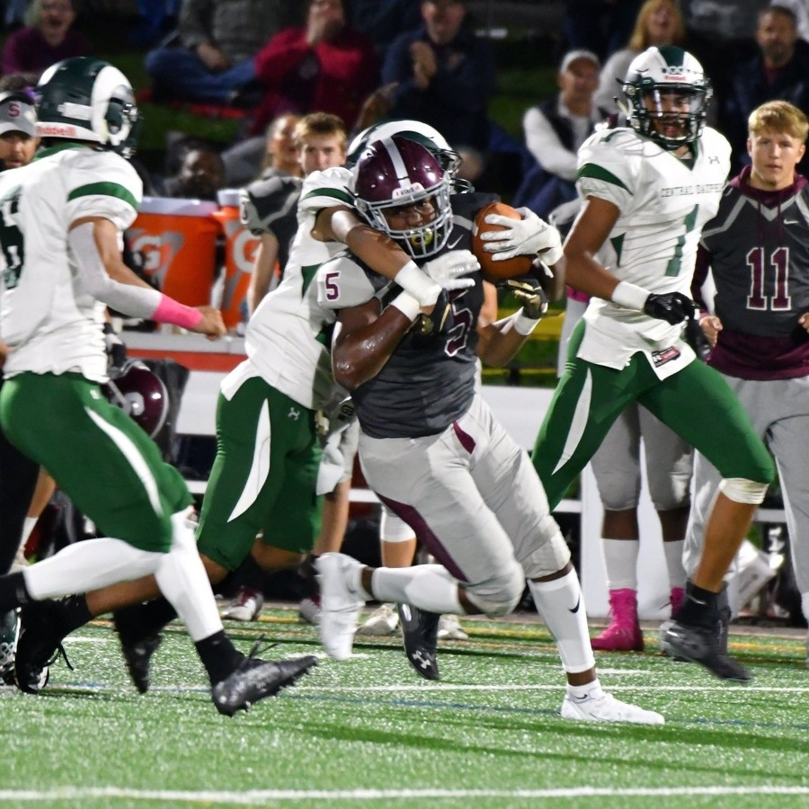 Central Dauphin Hands State College First Loss of the Season