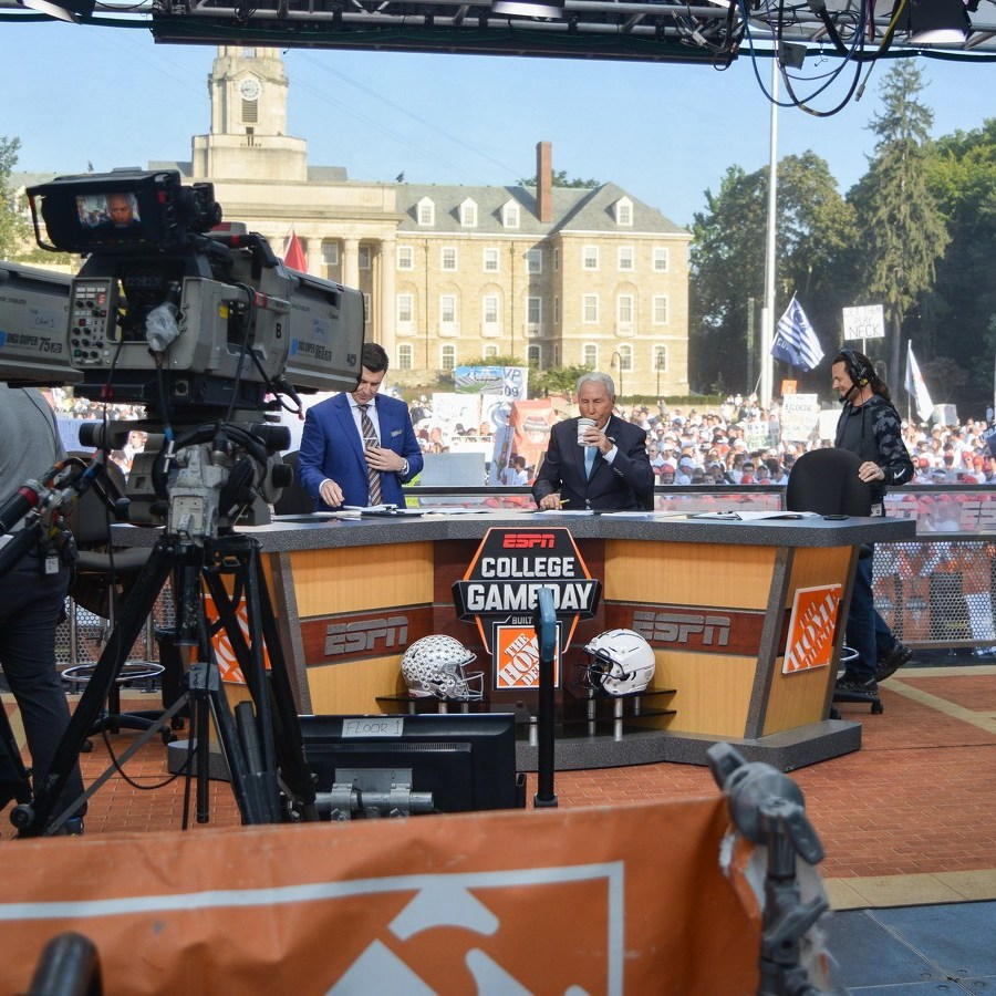 ESPN's College GameDay Returning to Penn State for White Out Game