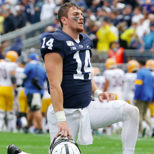 Penn State Football: Clifford Growing and Enjoying the Process