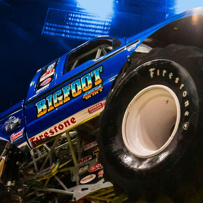Hot Wheels Monster Trucks Live Tour to Visit Bryce Jordan Center
