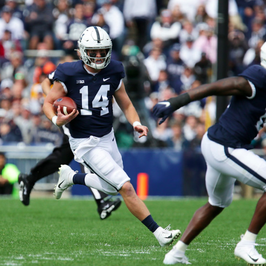 Penn State Football: Clifford Running At Better Clip Than You Might Have Expected
