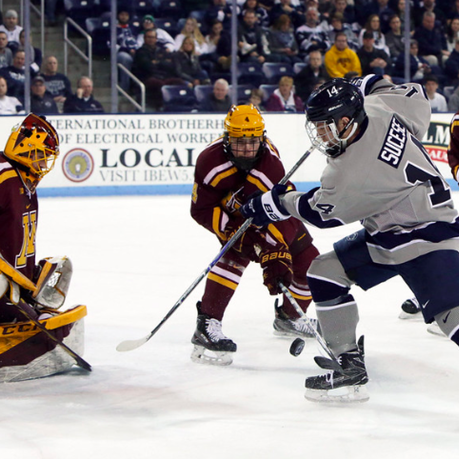 Penn State Hockey: A Series Against Alaska-Fairbanks Goes Beyond Sports