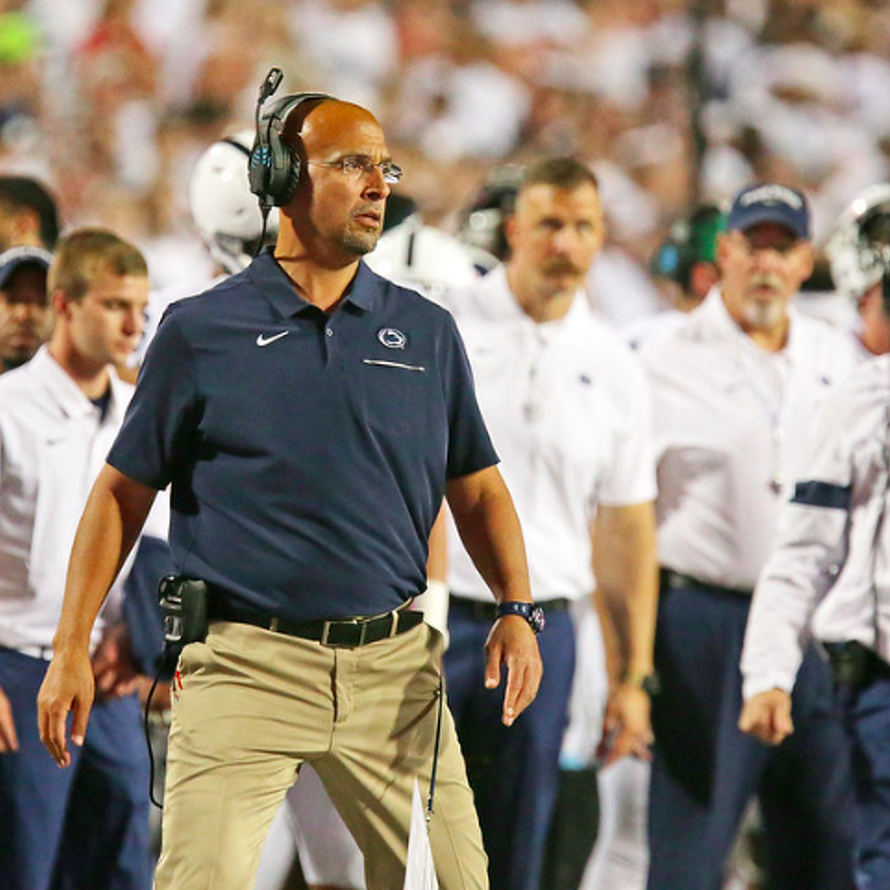 Penn State Football: 'Saving Things' As Season Goes Along