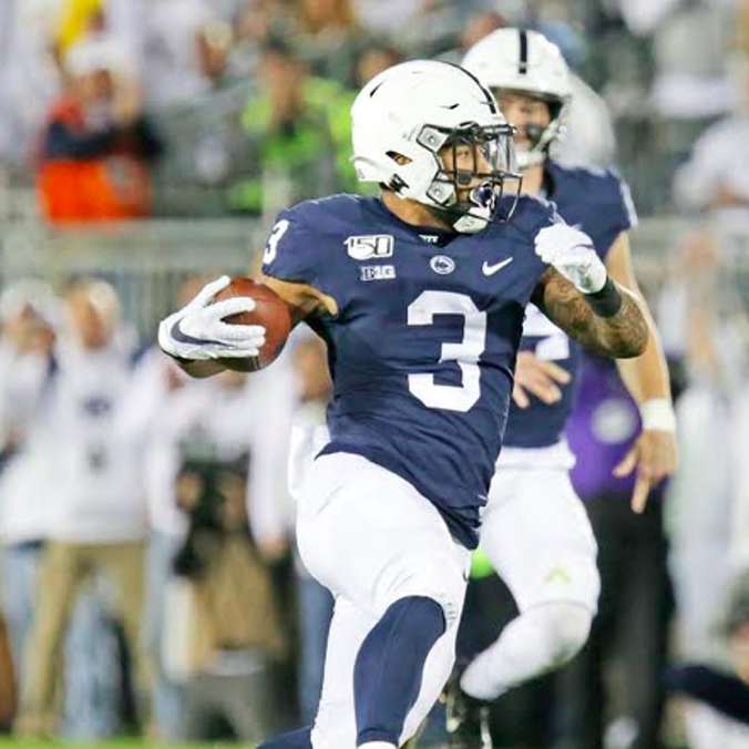 Penn State Football: Nittany Lions Up To Sixth In Latest AP Poll