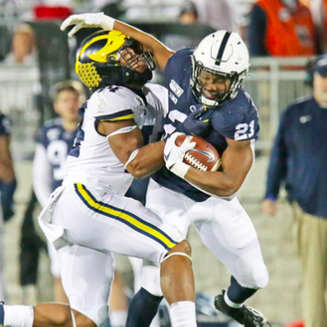 Penn State Football: Nittany Lions Looking To Improve When Coming Up Empty