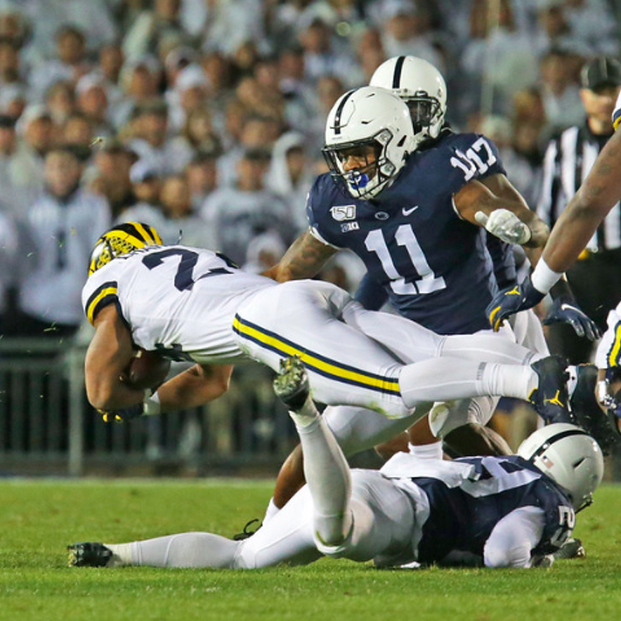 Penn State Football: Parsons Continues to Work Toward Full Potential