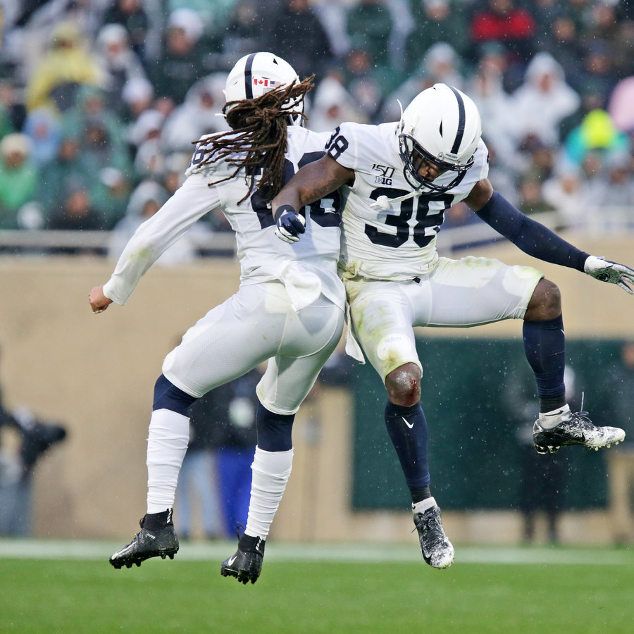 Penn State Football: Nittany Lions Move in to Top 5 in Newest Rankings