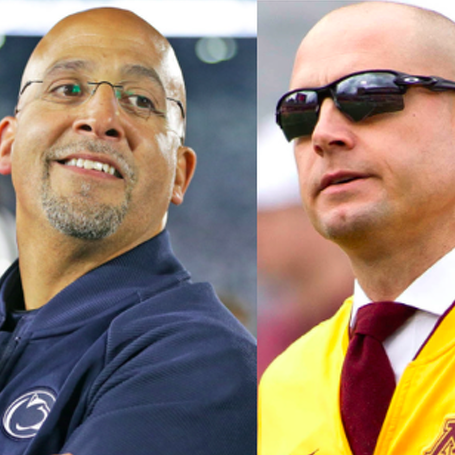 Penn State Football's Tale of the Tape: Franklin vs. Fleck