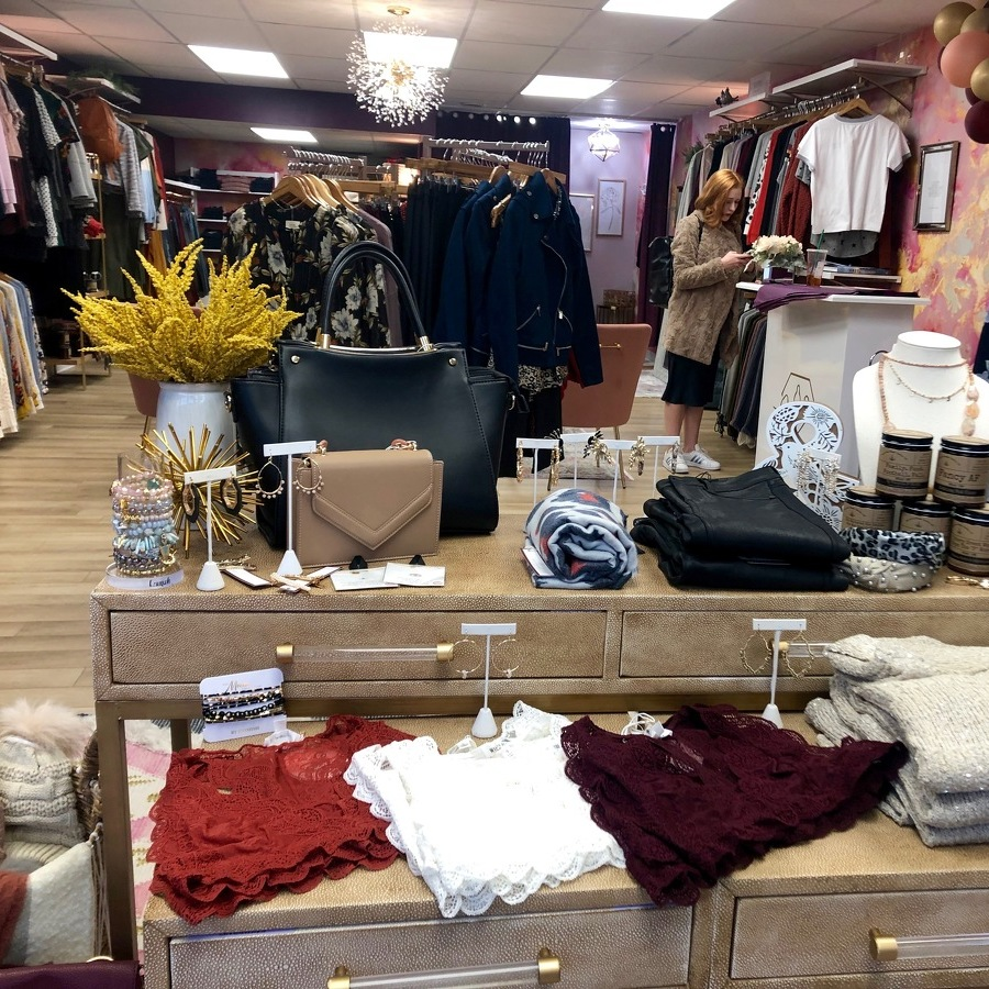 Three Little Birds Boutique Brings a New Option for Women's Clothing to Downtown State College