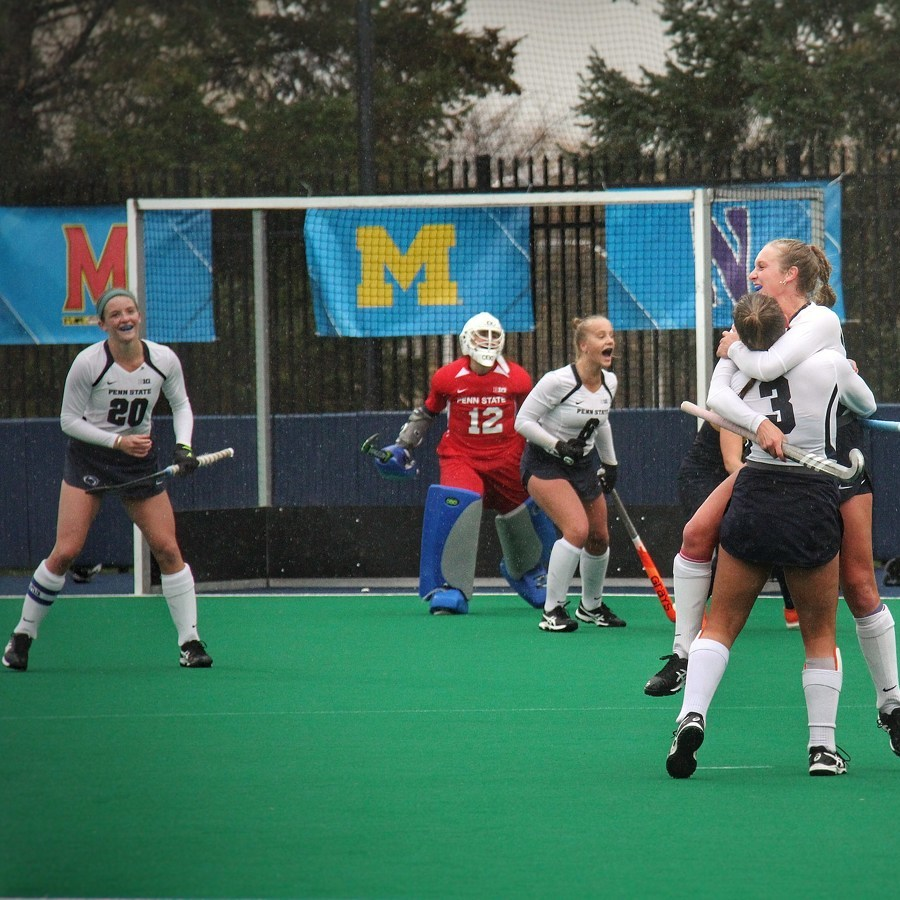 Penn State Field Hockey Upsets No. 2 Maryland, Advances To Big Ten Championship