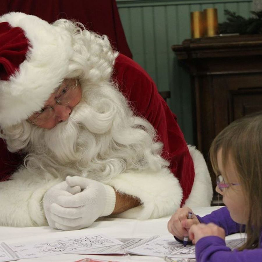 Santa Claus Is Coming to Happy Valley