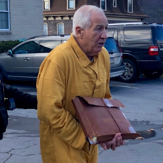 Sandusky Again Sentenced to 30 to 60 Years in Prison