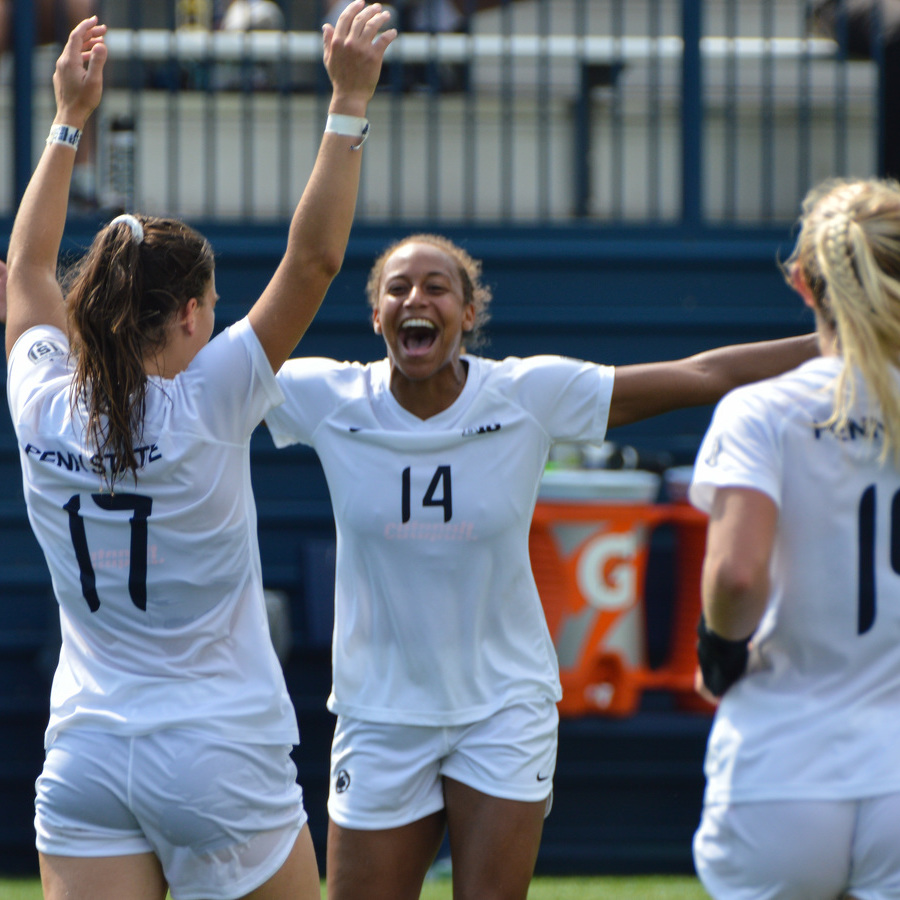 Overtime Win Against Arizona Propels Penn State Women's Soccer to NCAA Round of 16