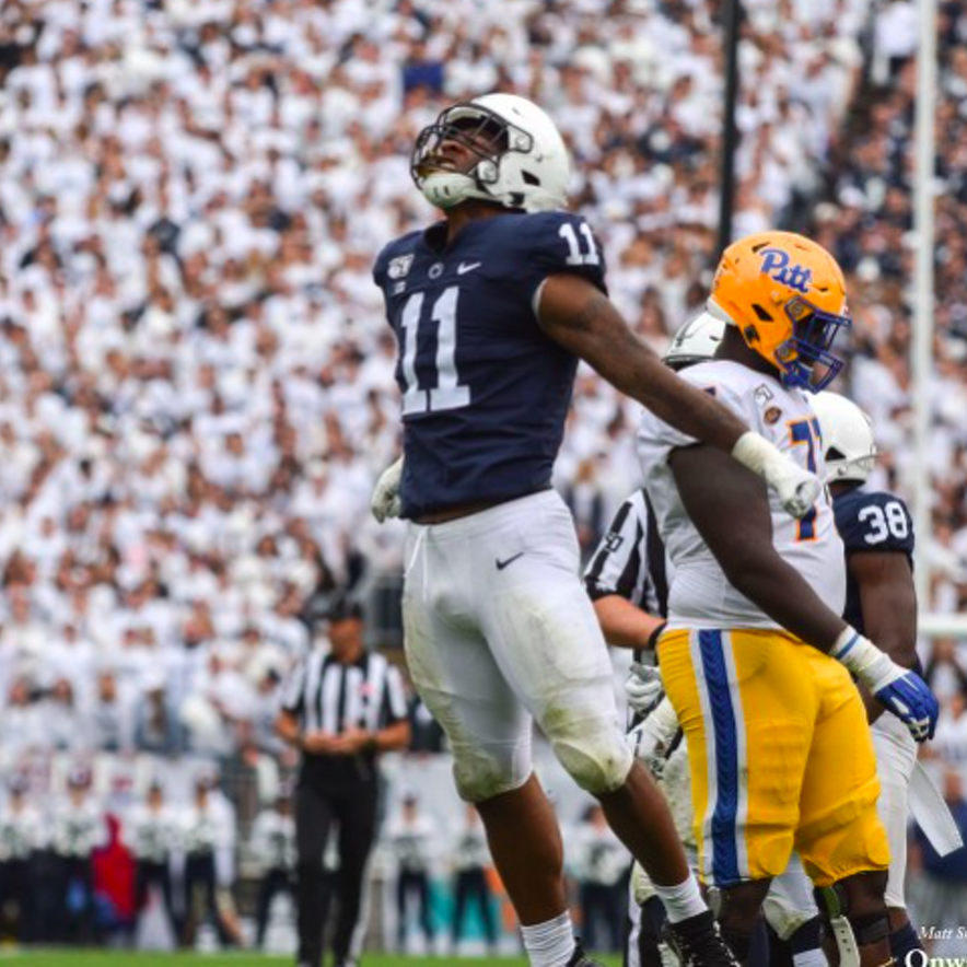 Penn State Football: Micah Parsons Named Finalist For 2019 Butkus Award