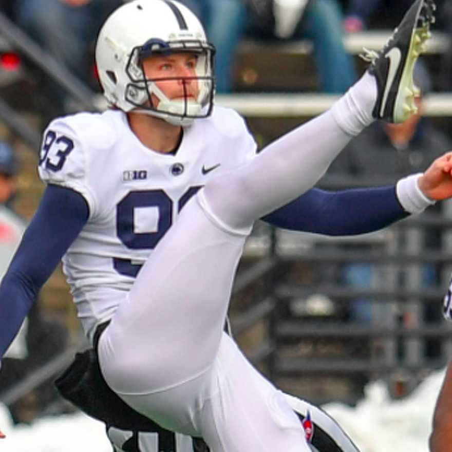 Penn State Football: Blake Gillikin and the Business of Punting