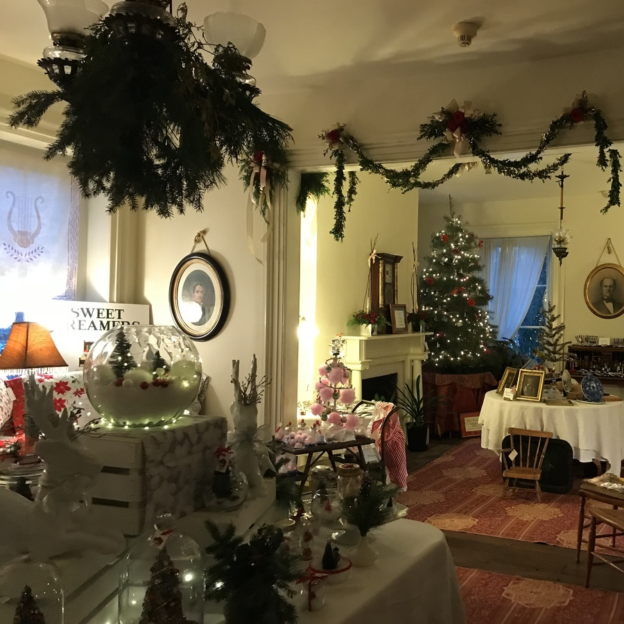 Centre Furnace Mansion Enters 17th Year of Stocking Stuffer Events