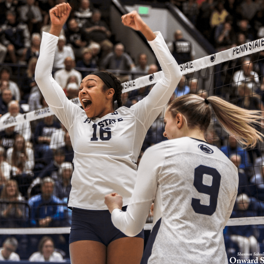 Penn State Women's Volleyball Feeling Confident and Prepared Ahead of NCAA Tournament