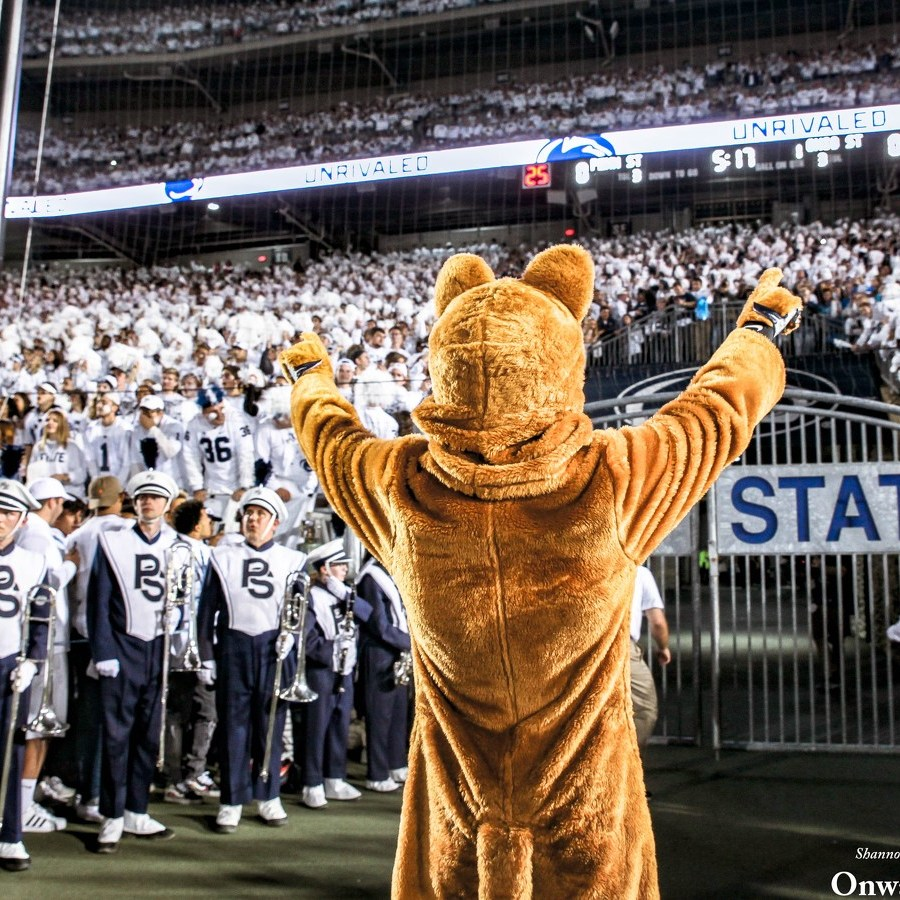 Penn State Wins ESPN's Student Section of the Year Award