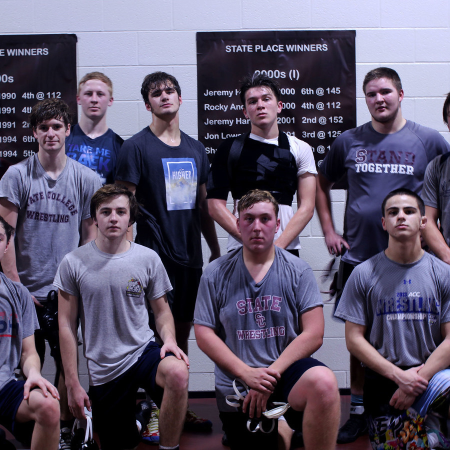 State High Wrestling Looks to Ride Experience in 2019-20