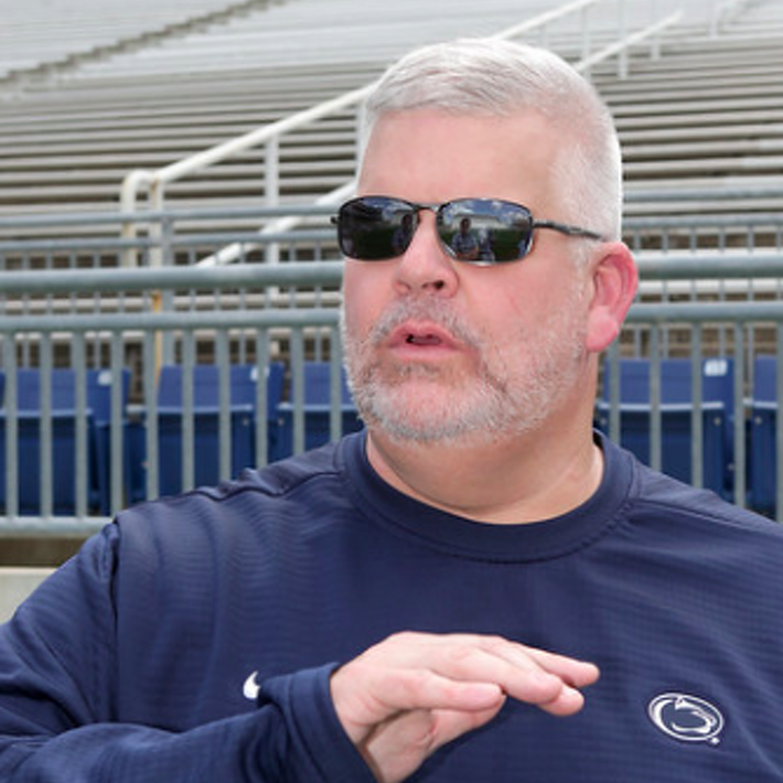 Penn State Football Parts Ways With Offensive Line Coach Matt Limegrover