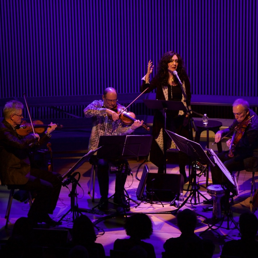 On Center: Kronos Quartet to perform music from Muslim-majority nations at Penn State