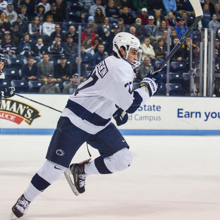 Penn State Hockey Opens Second Half of Season with Win over Niagara