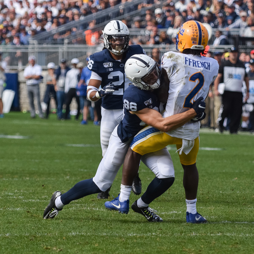 Penn State Football: Dan Chisena Wins Tropical Bowl Overall MVP