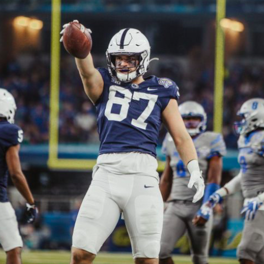 Penn State Football: Nittany Lions Finish at No. 9 in Final AP Poll
