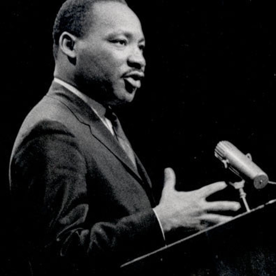 Dr. King's Dream vs. 2020 Vision