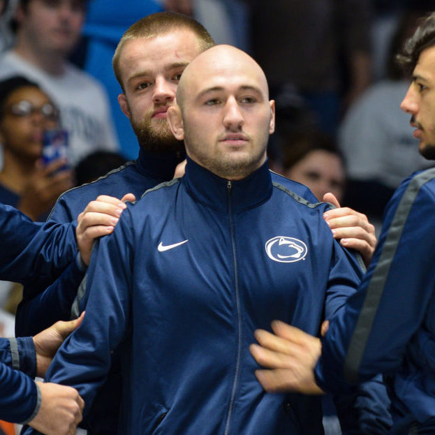 How Penn State Wrestling's Jarod Verkleeren Is Overcoming Type 1 Diabetes on the Mat