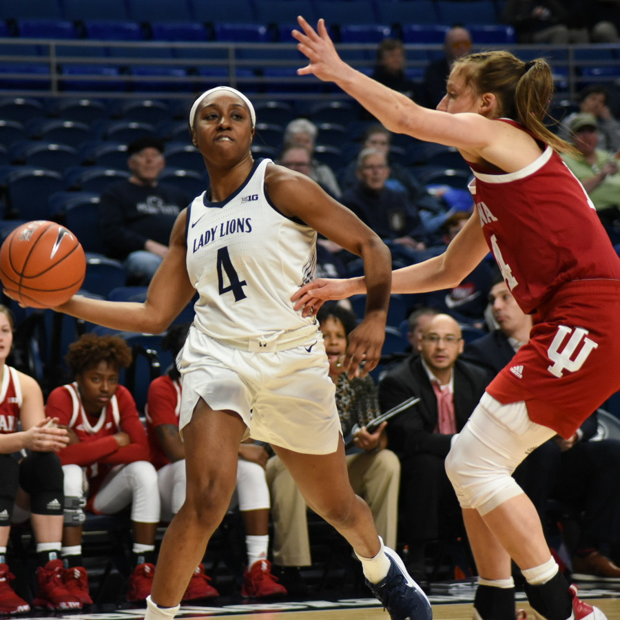 Lady Lions Hang Tough But Come Up Short Against No. 17 Indiana
