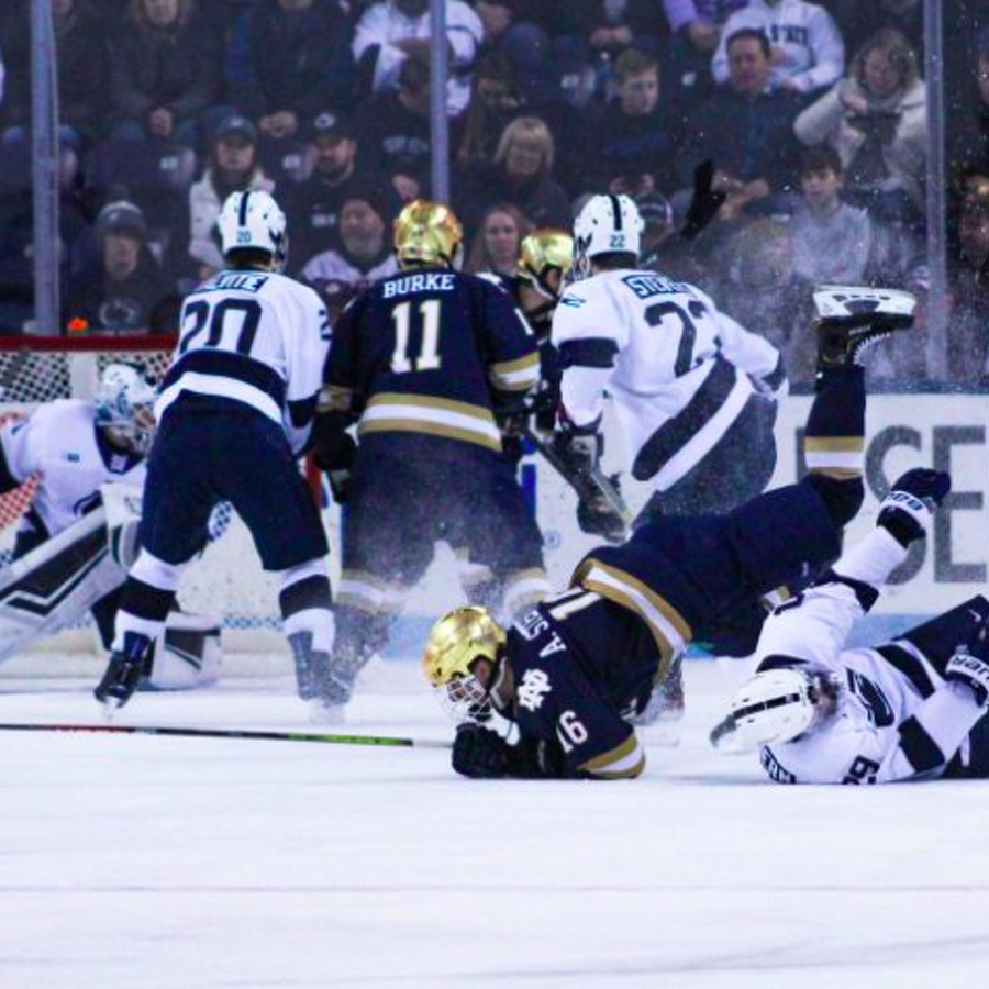 Penn State Hockey: Nittany Lions Pick Up Point In 3-3 Shootout Loss To Notre Dame