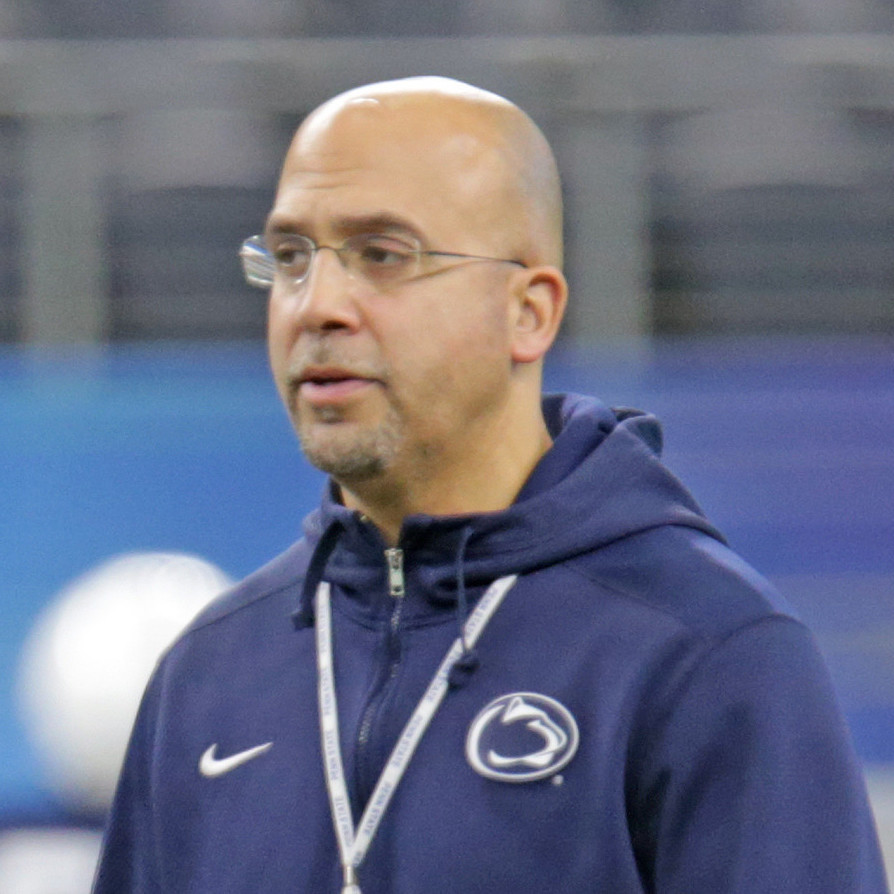 Penn State Football: Franklin Now Third-Longest Tenured Big Ten Head Coach