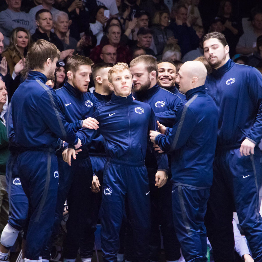 Penn State Wrestling's Competitive Practice Room the Key to Preparing for Big Matches