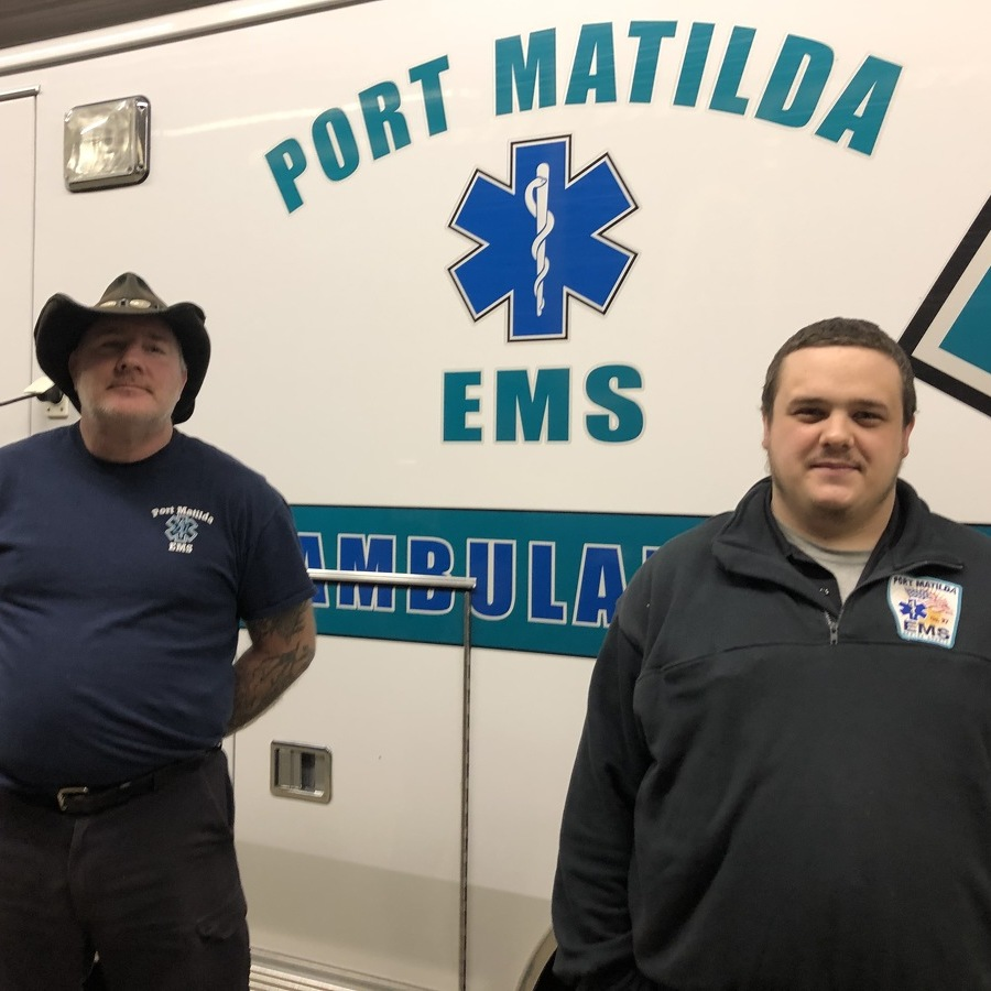 GOH Steps Up for Port Matilda EMS, but More Help Is Needed