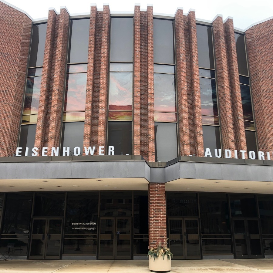 Eisenhower Auditorium to Close for Renovations