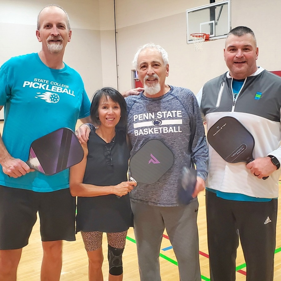 Pickleball: The Racket That's Taking Over America