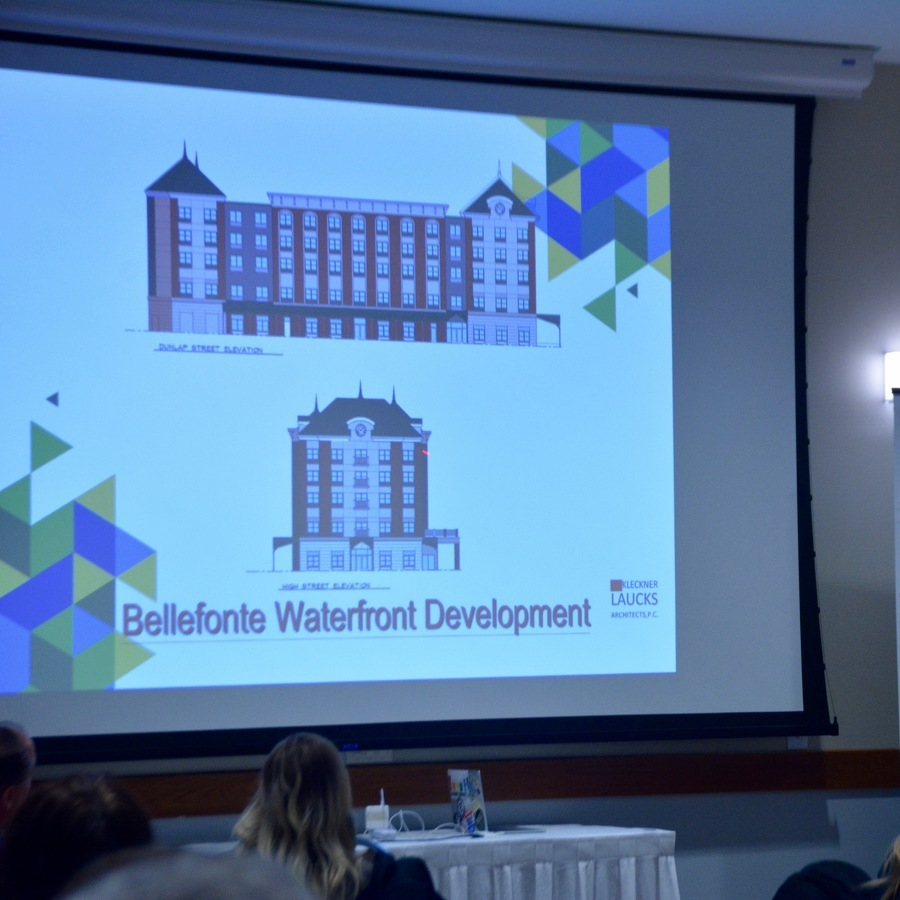 Developer: Waterfront Project Will Begin 'the Renaissance of Bellefonte'