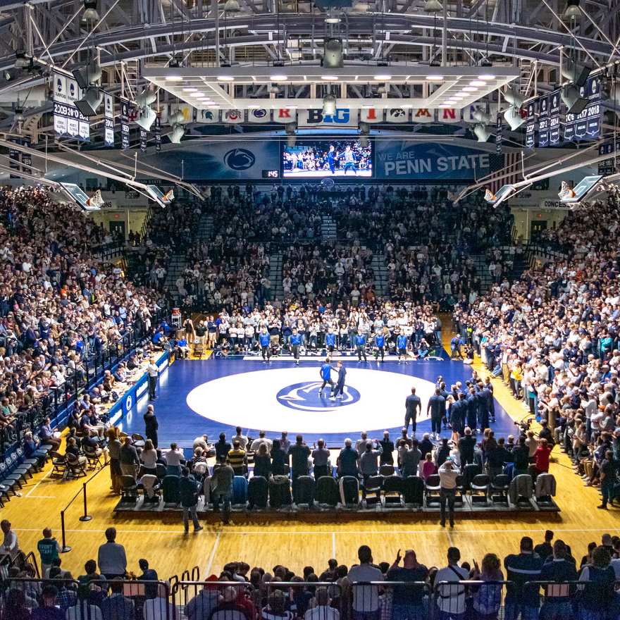 Penn State Wrestling Adds Another Top-Ranked Recruit to 2021 Class