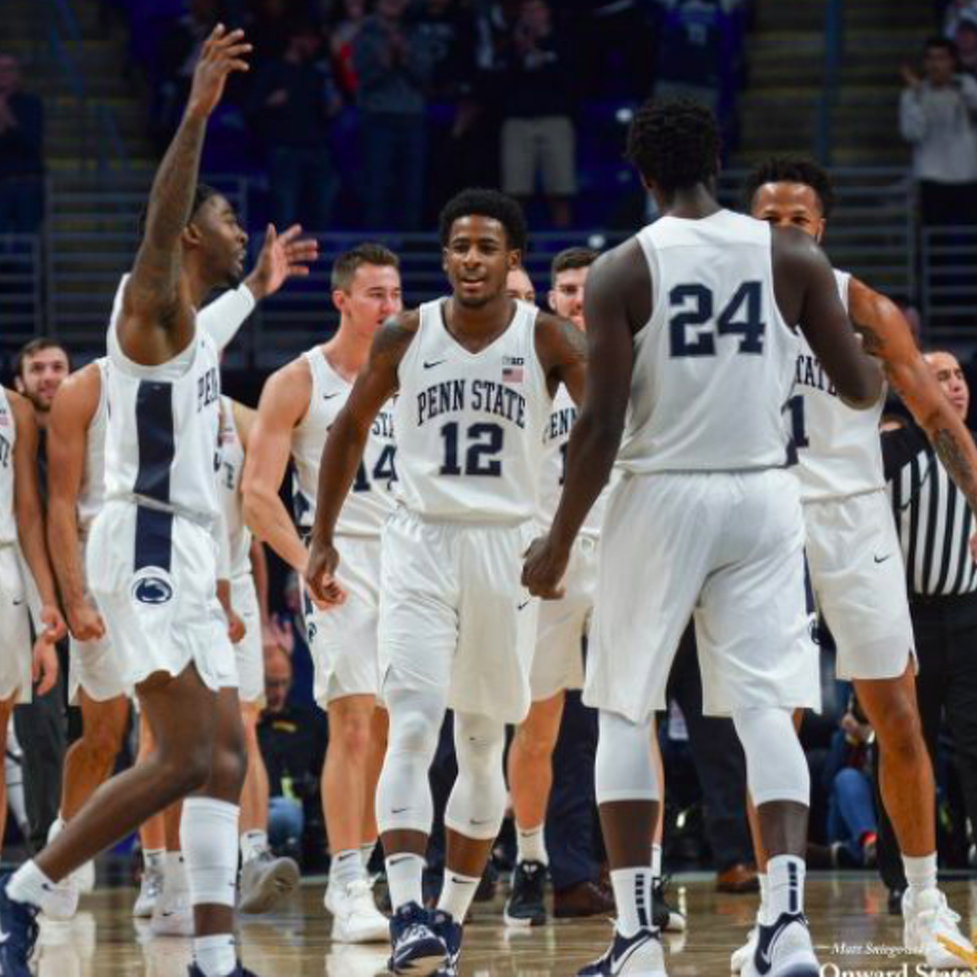 Penn State Basketball: Nittany Lions Tie Highest Ranking Ever at No. 9 in Latest AP Poll