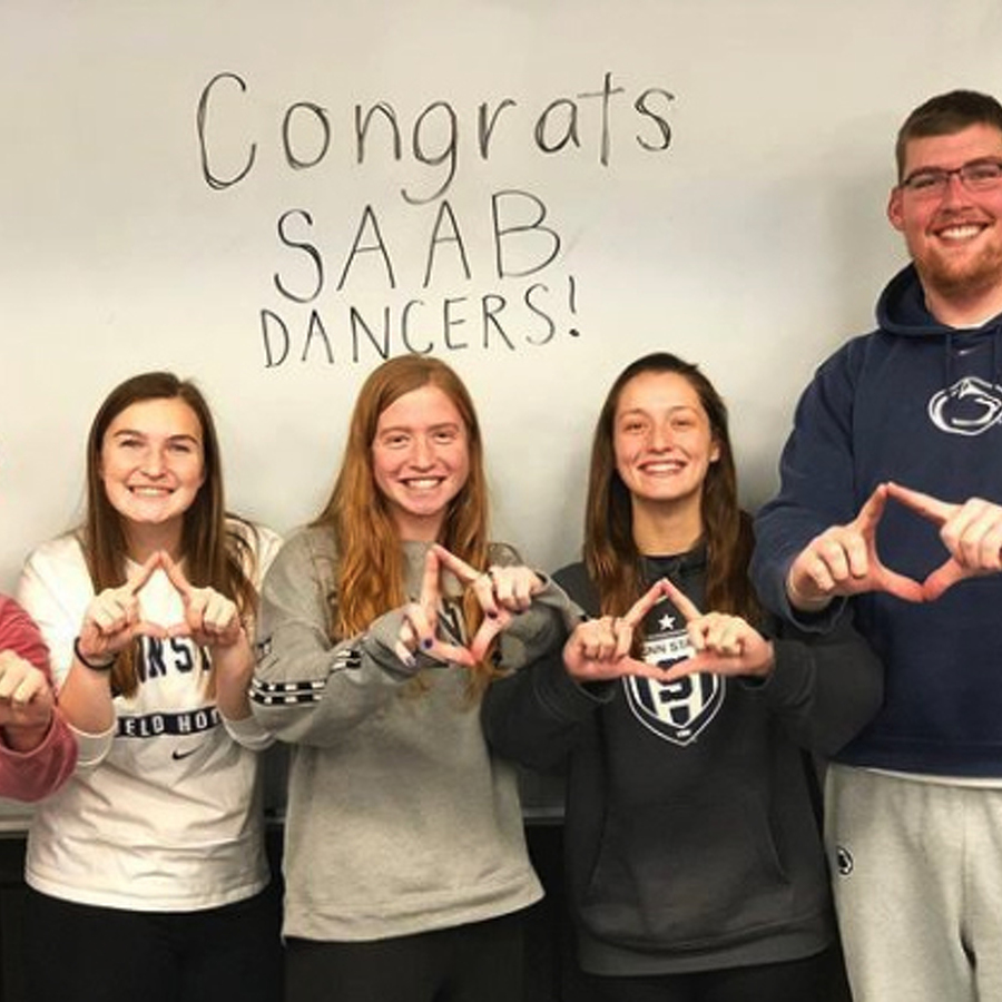 'An Experience You Never Forget': Penn State Senior, Former Women's Soccer Goalkeeper Prepares for Her Third and Final Dance at THON