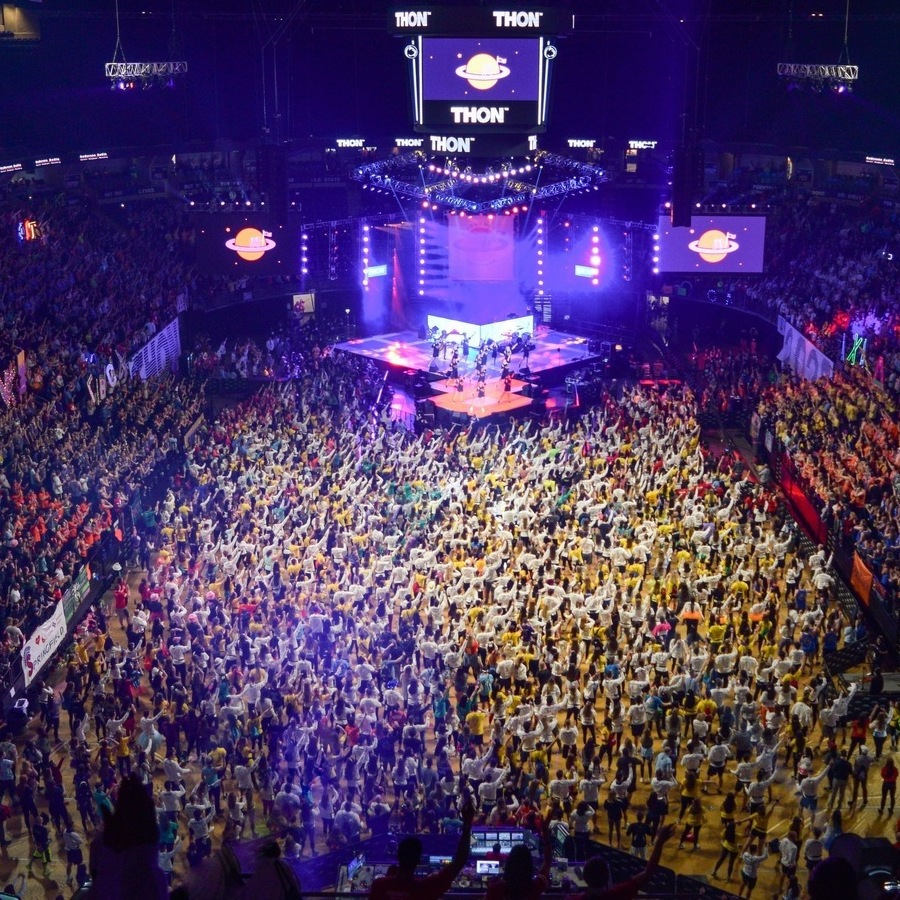 'Journey Together:' THON 2020 Gets Underway at the BJC