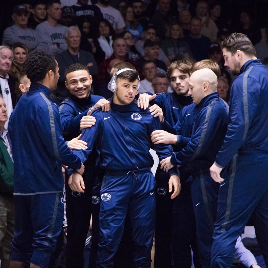 Vincenzo Joseph and Mark Hall Reflect on Penn State Wrestling Careers