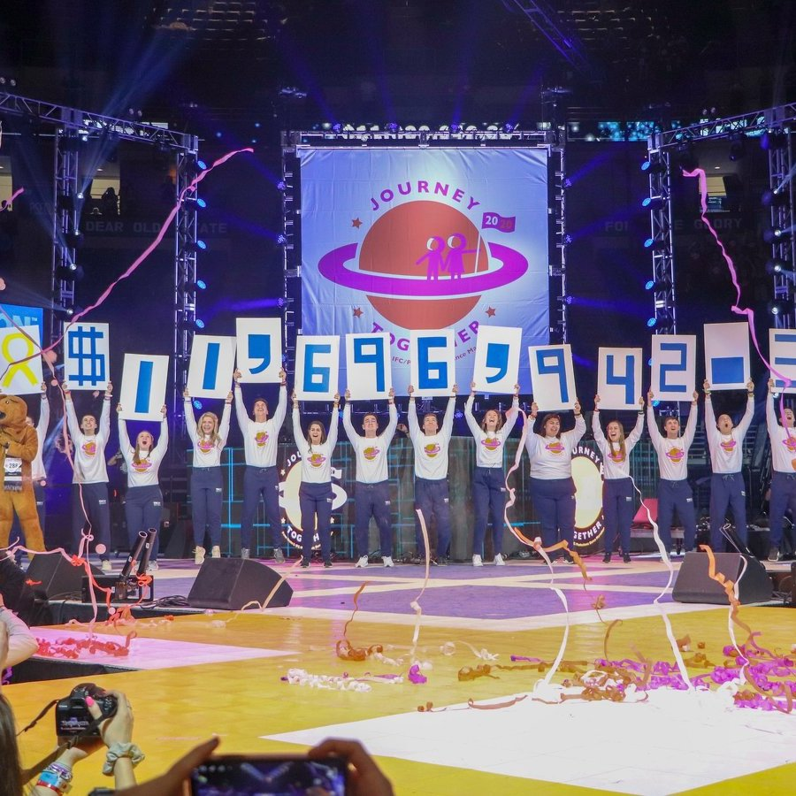 THON 2020 Raises $11.7 Million for the Fight Against Pediatric Cancer