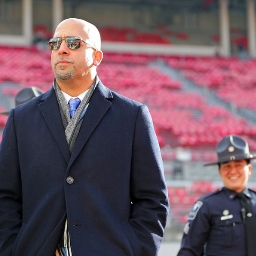 Penn State Football: Franklin Contract Terms Released