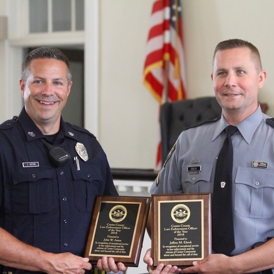 DA's Office Seeks Nominations for Law Enforcement Officer of the Year Award