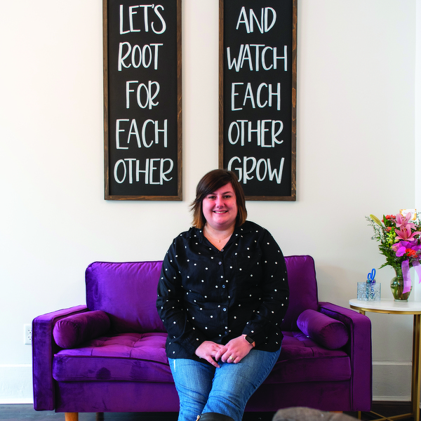 Q&A with Ellen Matis on Studio 1795, the New Coworking and Event Space in Bellefonte